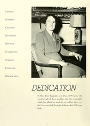 Page 10, 1945 Edition, Anderson College - Columns / Sororian Yearbook (Anderson, SC) online yearbook collection