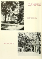Page 12, 1945 Edition, Anderson College - Columns / Sororian Yearbook (Anderson, SC) online yearbook collection