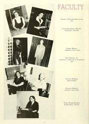 Page 16, 1945 Edition, Anderson College - Columns / Sororian Yearbook (Anderson, SC) online yearbook collection