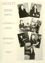 Page 17, 1945 Edition, Anderson College - Columns / Sororian Yearbook (Anderson, SC) online yearbook collection