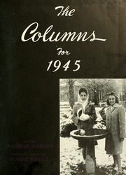 Page 5, 1945 Edition, Anderson College - Columns / Sororian Yearbook (Anderson, SC) online yearbook collection