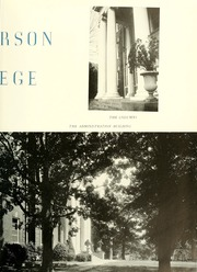 Page 11, 1946 Edition, Anderson College - Columns / Sororian Yearbook (Anderson, SC) online yearbook collection