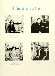 Page 13, 1946 Edition, Anderson College - Columns / Sororian Yearbook (Anderson, SC) online yearbook collection