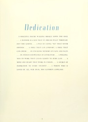 Page 9, 1946 Edition, Anderson College - Columns / Sororian Yearbook (Anderson, SC) online yearbook collection