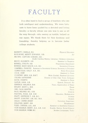 Page 15, 1947 Edition, Anderson College - Columns / Sororian Yearbook (Anderson, SC) online yearbook collection