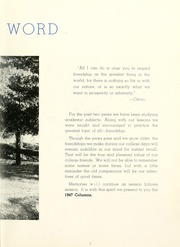 Page 9, 1947 Edition, Anderson College - Columns / Sororian Yearbook (Anderson, SC) online yearbook collection