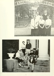 Page 13, 1955 Edition, Anderson College - Columns / Sororian Yearbook (Anderson, SC) online yearbook collection