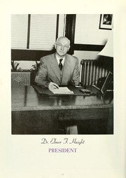 Page 14, 1955 Edition, Anderson College - Columns / Sororian Yearbook (Anderson, SC) online yearbook collection