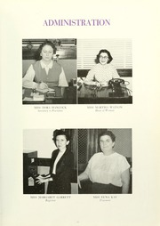 Page 15, 1955 Edition, Anderson College - Columns / Sororian Yearbook (Anderson, SC) online yearbook collection