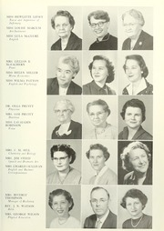 Page 17, 1955 Edition, Anderson College - Columns / Sororian Yearbook (Anderson, SC) online yearbook collection