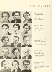 Page 12, 1956 Edition, Anderson College - Columns / Sororian Yearbook (Anderson, SC) online yearbook collection