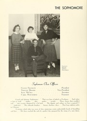 Page 16, 1956 Edition, Anderson College - Columns / Sororian Yearbook (Anderson, SC) online yearbook collection