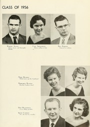 Page 17, 1956 Edition, Anderson College - Columns / Sororian Yearbook (Anderson, SC) online yearbook collection