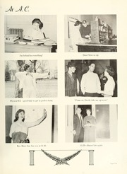 Page 9, 1960 Edition, Anderson College - Columns / Sororian Yearbook (Anderson, SC) online yearbook collection