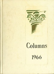 Anderson College - Columns / Sororian Yearbook (Anderson, SC) online yearbook collection, 1966 Edition, Page 1