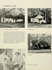 Page 12, 1967 Edition, Anderson College - Columns / Sororian Yearbook (Anderson, SC) online yearbook collection