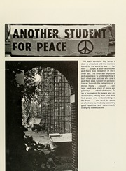 Page 11, 1971 Edition, Anderson College - Columns / Sororian Yearbook (Anderson, SC) online yearbook collection