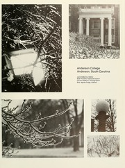 Page 5, 1971 Edition, Anderson College - Columns / Sororian Yearbook (Anderson, SC) online yearbook collection