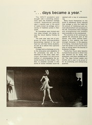 Page 6, 1971 Edition, Anderson College - Columns / Sororian Yearbook (Anderson, SC) online yearbook collection