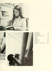 Page 7, 1973 Edition, Anderson College - Columns / Sororian Yearbook (Anderson, SC) online yearbook collection