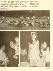Page 9, 1974 Edition, Anderson College - Columns / Sororian Yearbook (Anderson, SC) online yearbook collection
