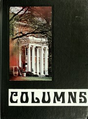 1975 Edition, Anderson College - Columns / Sororian Yearbook (Anderson, SC)