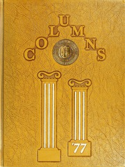 1977 Edition, Anderson College - Columns / Sororian Yearbook (Anderson, SC)