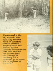 Page 10, 1977 Edition, Anderson College - Columns / Sororian Yearbook (Anderson, SC) online yearbook collection