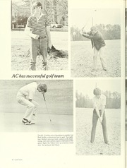 Page 102, 1977 Edition, Anderson College - Columns / Sororian Yearbook (Anderson, SC) online yearbook collection