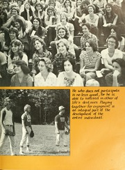 Page 15, 1977 Edition, Anderson College - Columns / Sororian Yearbook (Anderson, SC) online yearbook collection