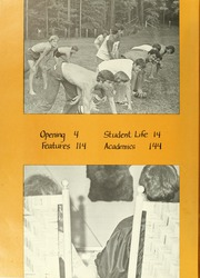 Page 6, 1977 Edition, Anderson College - Columns / Sororian Yearbook (Anderson, SC) online yearbook collection