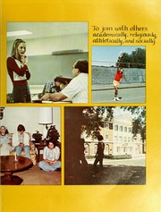 Page 9, 1977 Edition, Anderson College - Columns / Sororian Yearbook (Anderson, SC) online yearbook collection