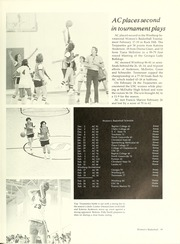 Page 93, 1977 Edition, Anderson College - Columns / Sororian Yearbook (Anderson, SC) online yearbook collection