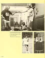 Page 12, 1981 Edition, Anderson College - Columns / Sororian Yearbook (Anderson, SC) online yearbook collection
