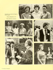 Page 18, 1981 Edition, Anderson College - Columns / Sororian Yearbook (Anderson, SC) online yearbook collection
