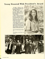 Page 20, 1981 Edition, Anderson College - Columns / Sororian Yearbook (Anderson, SC) online yearbook collection