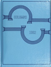 1982 Edition, Anderson College - Columns / Sororian Yearbook (Anderson, SC)