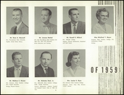 Page 13, 1959 Edition, Boyertown High School - Bear Yearbook (Boyertown, PA) online yearbook collection