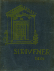 1935 Edition, Springfield High School - Scrivener Yearbook (Springfield, PA)