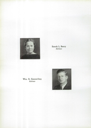 Page 12, 1937 Edition, Springfield High School - Scrivener Yearbook (Springfield, PA) online yearbook collection
