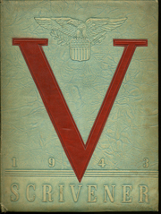 1943 Edition, Springfield High School - Scrivener Yearbook (Springfield, PA)
