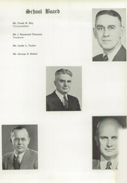 Page 11, 1945 Edition, Springfield High School - Scrivener Yearbook (Springfield, PA) online yearbook collection