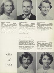 Page 13, 1954 Edition, Springfield High School - Scrivener Yearbook (Springfield, PA) online yearbook collection