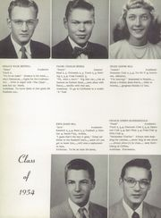 Page 14, 1954 Edition, Springfield High School - Scrivener Yearbook (Springfield, PA) online yearbook collection