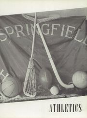 Page 15, 1955 Edition, Springfield High School - Scrivener Yearbook (Springfield, PA) online yearbook collection