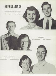 Page 9, 1955 Edition, Springfield High School - Scrivener Yearbook (Springfield, PA) online yearbook collection