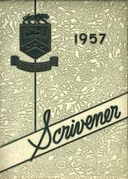 1957 Edition, Springfield High School - Scrivener Yearbook (Springfield, PA)