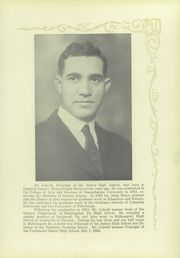Page 15, 1928 Edition, Uniontown High School - Maroon and White Yearbook (Uniontown, PA) online yearbook collection