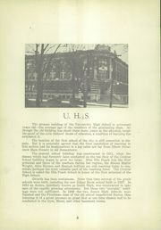 Page 6, 1928 Edition, Uniontown High School - Maroon and White Yearbook (Uniontown, PA) online yearbook collection