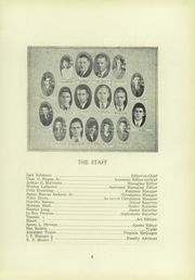 Page 9, 1928 Edition, Uniontown High School - Maroon and White Yearbook (Uniontown, PA) online yearbook collection